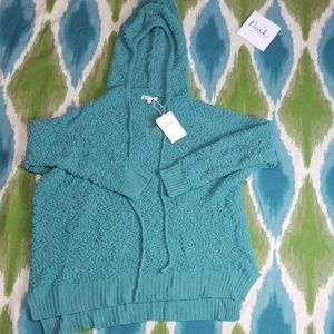 NWT MIRACLE SWEATER knit size m/l